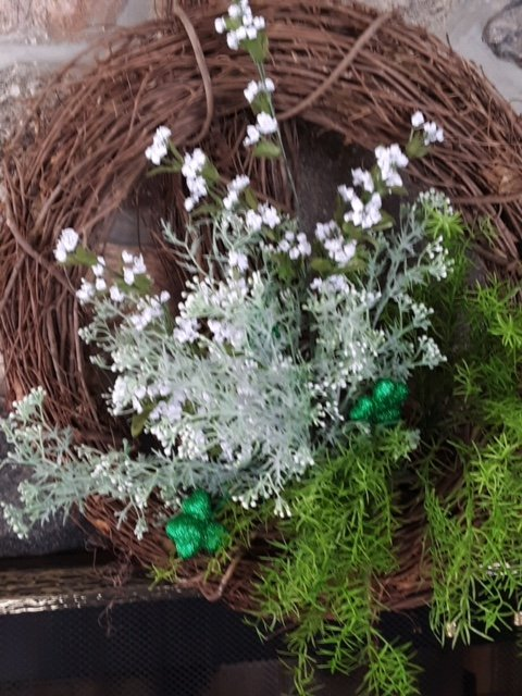 St. Patrick Day Wreath